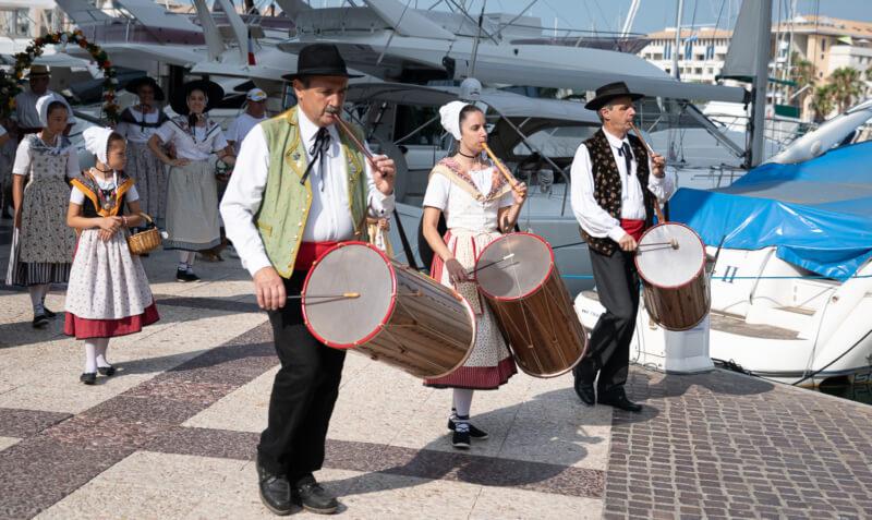 Port-Fréjus fête ses 30 ans … traditions Provençales
