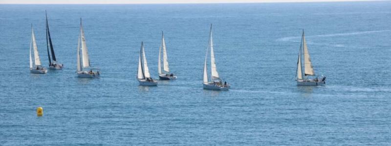 Reprise d'activités au Yacht-club de Fréjus