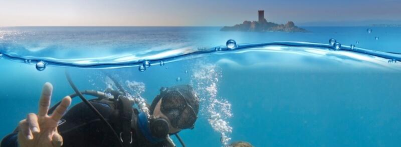 Focus sur les clubs de plongée du port