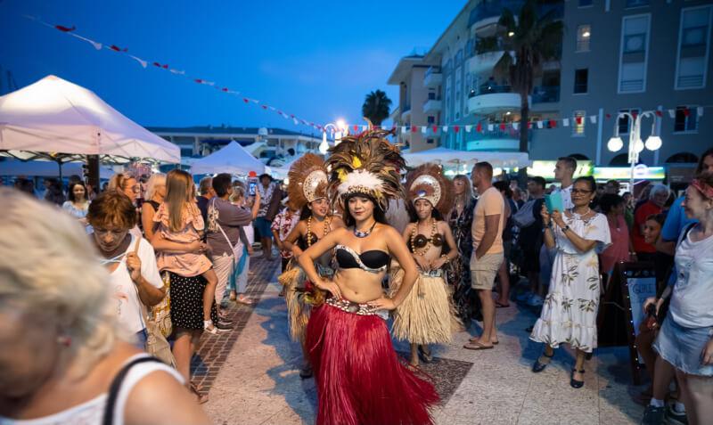 Port-Fréjus fête ses 30 ans… danse et musique !