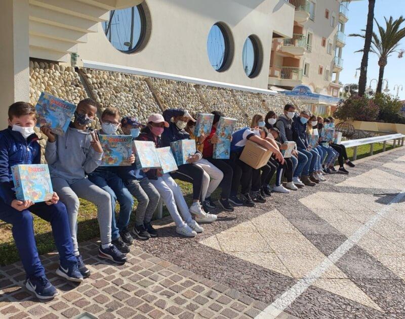 Port-Fréjus devient un lieu de pédagogie pour les enfants !