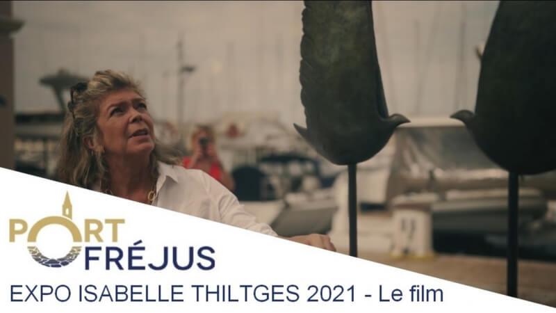 EXPOSITION D'ISABELLE THILTGÈS : LE FILM